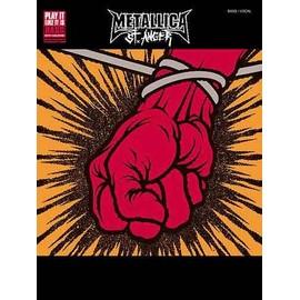 Metallica: St. Anger Bass Guitar Tab
