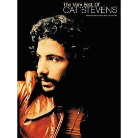 The Very Best Of Cat Stevens Piano, Vocal & Guitar (with Chord Boxes)