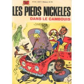 Les Pieds Nickeles N� 60, Dans Le Cambouis