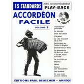 Accordeon Facile Accord�on Volume 2
