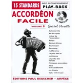 Accordeon Facile Accord�on Volume 5 ; Special Musette