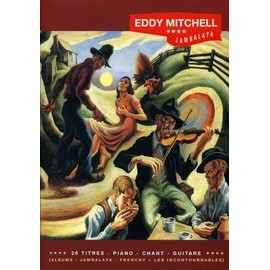Michell Eddy : Jambalaya + Frenchy + 9 Incontournables Piano,  chant,  guitare (grilles d'accords,  tablatures)