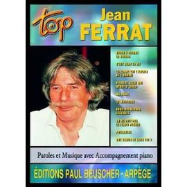 Top Ferrat Tous instruments avec Paroles