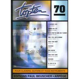 Top Ten N.70 Tous instruments avec Paroles