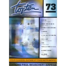 Top Ten N.73 Tous instruments avec Paroles