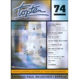 Top Ten N.74 Tous instruments avec Paroles