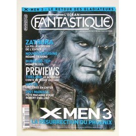 L'�cran Fantastique N� 262 : X-Men 3