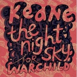 THE NIGHT SKY-édition limitée import anglais + poster