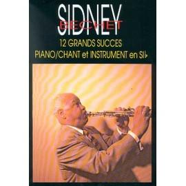 12 Grands Succés Piano, Chant, Instrument En Sib