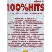 100% Hits Piano, Chant, Guitare / Piano, Vocal, Guitar / Piano, Voce, Chitarra / Piano, Canto, Guitarra Volume 3