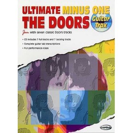 Ultimate Minus One: The Doors Guitare,  Chant