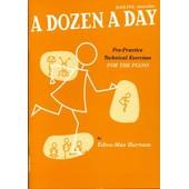 A Dozen A Day - Livre 5 Piano Livre 5 : Intermediate