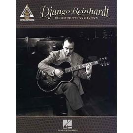 Django Reinhardt: The Definitive Collection Guitar tablature