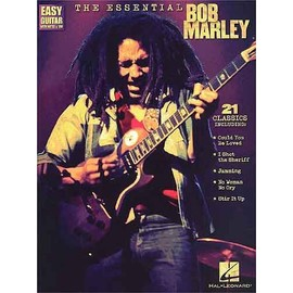 The Essential Bob Marley (Easy Guitar) Guitar Tablature