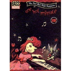 The Red Hot Chili Peppers: One Hot Minute Bass Recorded Versions Bass Guitar Tablature