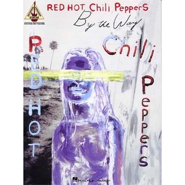Red Hot Chili Peppers: By The Way (TAB) GTR TAB