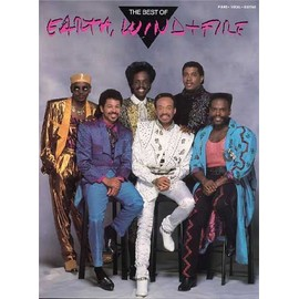 The Best Of Earth,  Wind And Fire PVG (B)