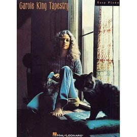 Carole King: Tapestry (Easy Piano) Piano, Voice, Guitar (with Chord Symbols)