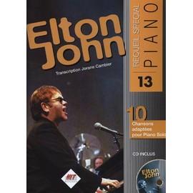 Spécial Piano n°13 - Elton John Piano