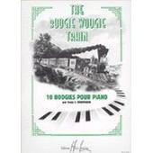 The Boogie Woogie Train Piano