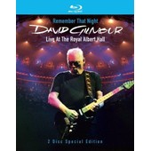 Remember That Night: Live At The Royal Albert Hall - Blu-Ray R�gion A