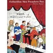 Salsa - 10 Pi�ces Progressives Piano