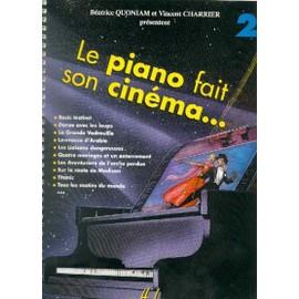 Le Piano fait son cinéma Piano Volume 2