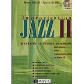Improvisation Jazz Guitare, Piano, Instruments En Ut Ou Sib Volume 2