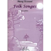 Folk Songes Guitare