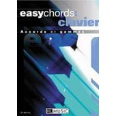 Easychords : Clavier - Accords Et Gammes Claviers
