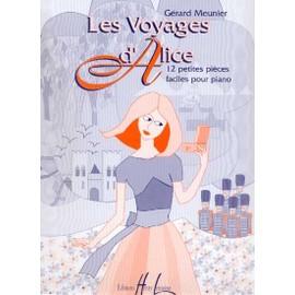 Les Voyages d'Alice Piano