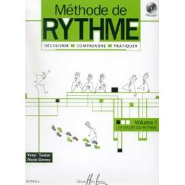 Méthode de Rythme  Volume 1