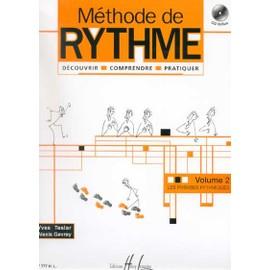 Méthode de Rythme  Volume 2