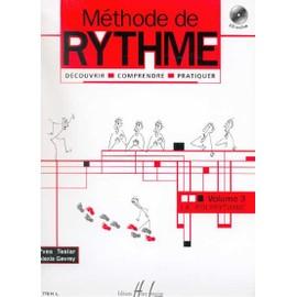 Méthode de Rythme  Volume 3
