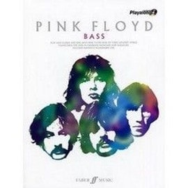 Playalong Pink Floyd BASS