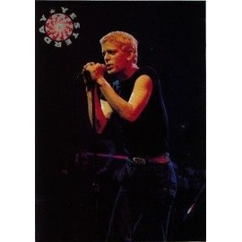 LOU REED POSTER Magazine Rock'n'folk 1. 1992