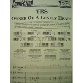 YES OVNER OF A LONELY HEART