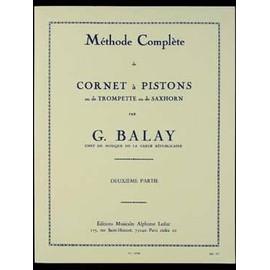 Méthode Cornet à pistons Volume 2