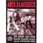 Abus Dangereux Face 43 Sloy-Mudhoney-Fugazi-Road Runners-Kim Salmon-Condense + Cd 3 Pouces: Gas/Unsane/Psyclone Rangers/Shirk Circus/Beach Bitches N� 43