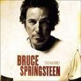 springsteen bruce : magic (guitar-tab)