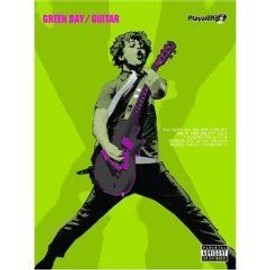 green day : authentic guitar playalong (guitare tab) + 1 CD