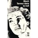 Robert Bloch : Terreur Dans La Nuit (Livre) - Livres et BD d'occasion - Achat et vente