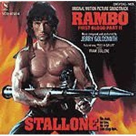 RAMBO, FIRST BLOOD PART 2