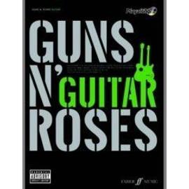 guns n'roses : authentic playalong (guitare tab) + 1 CD