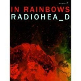 radiohead : in rainbows (chant+piano+accords)