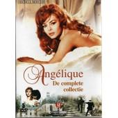 Ang�lique - The Complete Collection - Edition Benelux de Bernard Borderie
