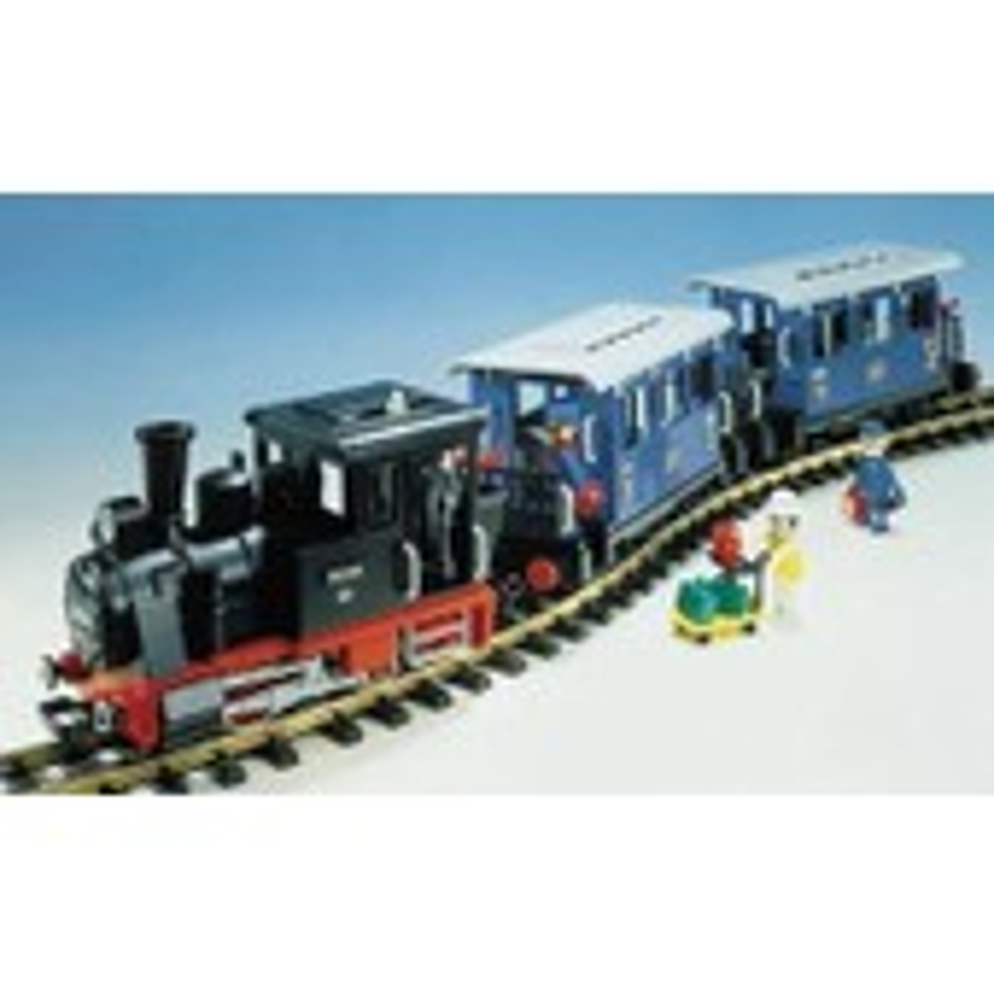 Playmobil 4000 : Train De Voyageurs
