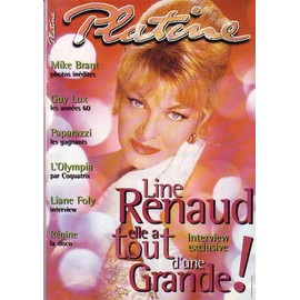 Platine N� 60 : Line Renaud Elle A Tout D'une Grande! / Liane A La Foly!
