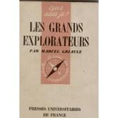 Les Grands Explorateurs de marcel griaule