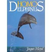Homo Delphinus de jacques mayol